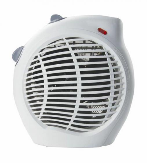 Elektrisk värmare, frostvakt