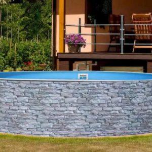 pool azuro 36 stone