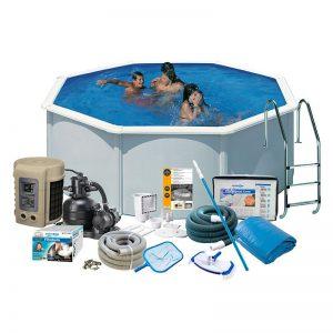 rund pool swim&fun